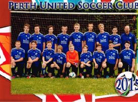 Perth United Soccer Club 2015