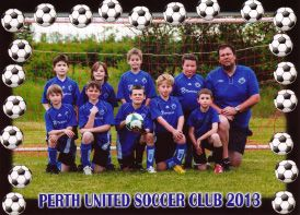 Perth United Soccer Club 2013